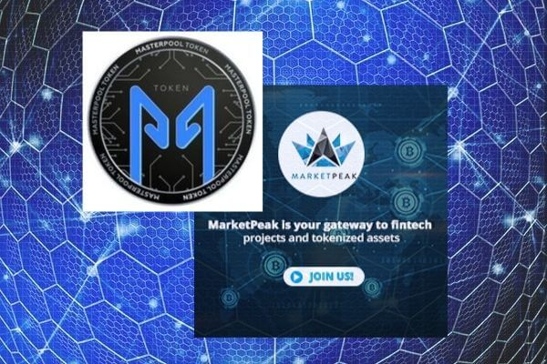 Master nodes Tokenized asset