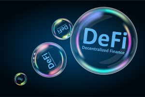 future prediction of decentralised finance